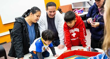 ASURA Adopt-A-Family Program
