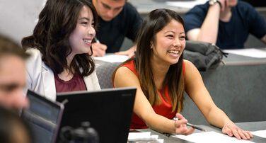 Business Undergraduate Scholarship Fund