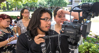 Film Spark Student Internship Support Fund