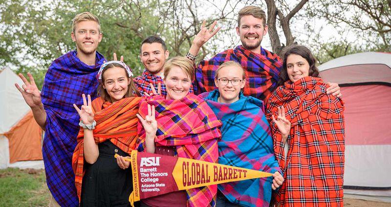Barrett, The Honors College Global Initiatives