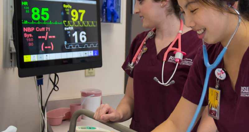 Edson College of Nursing and Health Innovation Scholarship