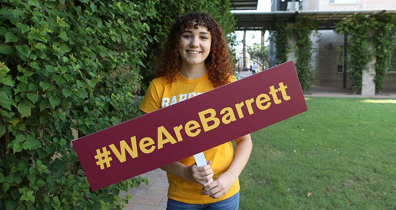 Barrett Alumni Opportunity Scholarship